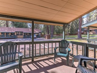 NEW! Tahoe Vista Studio Near Beach & Lake!