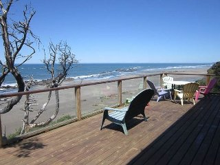 Private beach access, endless ocean views and it's pet friendly too!