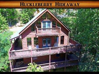Huckleberry Hideaway