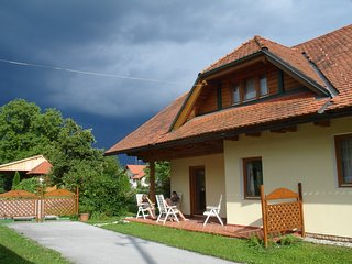 Chalet Slovenia resort rooms & apartment