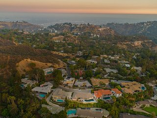 Luxury Hollywood Hills View Estate