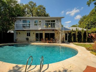 Modern Open-Concept 3BR w/ Private Pool & Large Deck