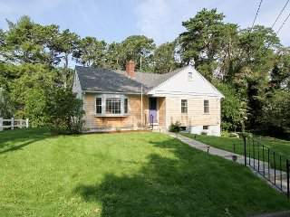 3BR on Buck's Pond w/ Water Views & Patio, Steps to Private Beach