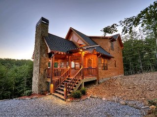 The PERFECT Blue Ridge Mountain Retreat!!