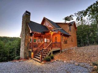 The PERFECT Blue Ridge Mountain Retreat!!