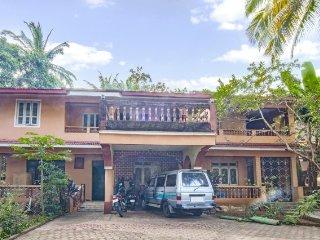 2-BHK bungalow for a family retreat, close to Betalbatim beach