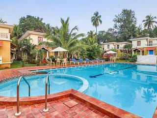 Traditional villa with shared pool