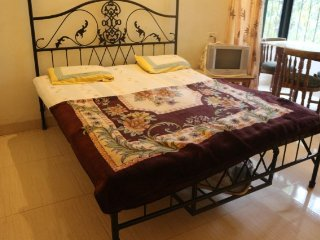 Well-furnished room close to Tiger Cave, ideal for a solo traveller