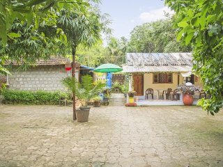 Comfortable stay for 3 near Anjuna beach, ideal for backpackers