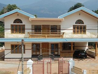 3BR Family Homestay at 14 km from Munnar