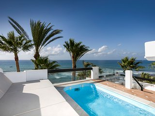 THE ONE - 5 bedroom beachfront Penthouse Puente Romano