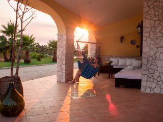 Beautiful and cozy holiday home with private pool in the heart of Apulia