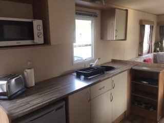 Holiday Caravan / mobile home rental in Berwick Upon Tweed
