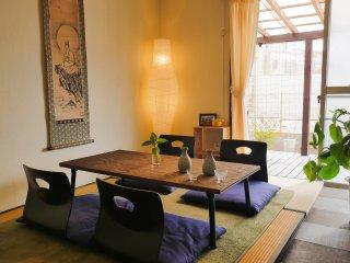 Be slow in Kyoto countryside, 11mins to Arashiyama -Patria ZIKKA-