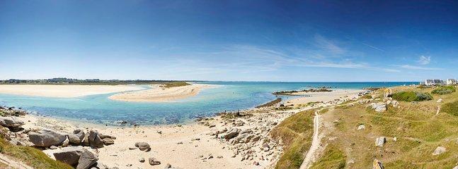 À 10 minutes en voiture des plages de Plouescat, Cléder, Plounévéz-Lochrist
