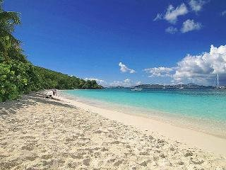 Sea View Beach Cottage, vacation rental in Virgin Islands National Park