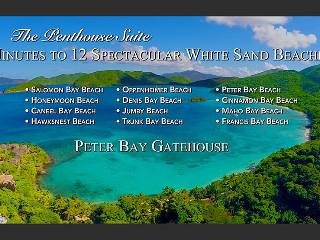 Peter Bay Gatehouse Penthouse Suite