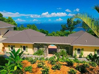 Villa Peace & Plenty on St. John, VI's Northshore, vacation rental in Virgin Islands National Park
