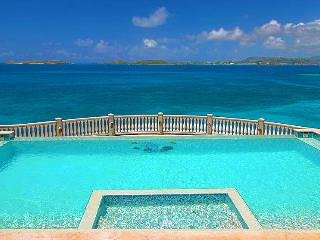 Villa Rhapsody StJohn - Overlooking the Caribbean