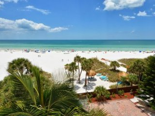 Experience Paradise in US #1 Beach in this 2BR-1BATH at Sea Shell Condominiums