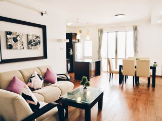 Cozy Central Garden Apartment in District 01 near Ben Thanh Market