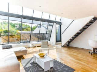 Amazing Penthouse with Terrace in Shoreditch