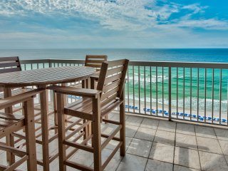 BeachFront Gorgeous View C Dolphins from balcony 2