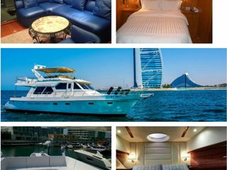 NANJE YACHT AND CHARTER - 62 FEET 25 PERSON CAPACITY
