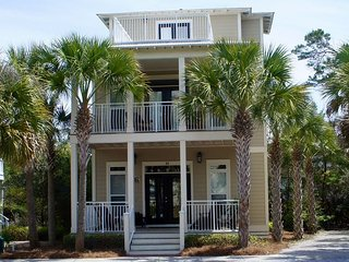 Lazy Daze - Beautiful 4 BR Home in Seacrest Beach