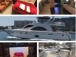 NANJE YACHT AND CHARTER - 72 FEET 30 PERSON CAPACITY