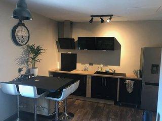 Appartement modernisé au cœur de la ville