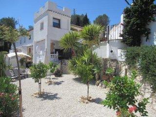 Vakantiewoning 'Masía del Barranco' een vakantie in stijl aan de Costa Blanca!