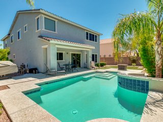 Gorgeous 4Br Home With Heated Pool In Mesa's Elliot Road Technology Corridor
