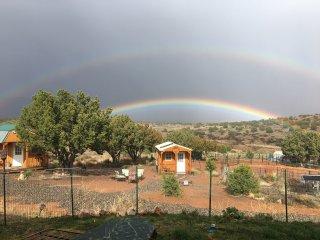 Sedona Ranch Artist's cabin