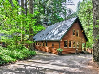 NEW! Secluded 6BR 'Minikahda Lodge' w/Creek Views!
