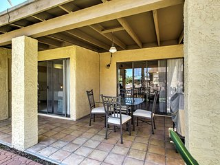 NEW! Charming 2BR Mesa Condo w/ Resort Amenities!