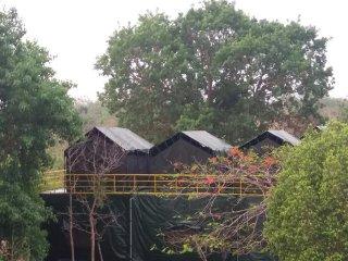 Campsite and Resort near Coimbatore