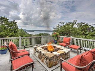 Home in Kimberling City w/Deck & James River Views