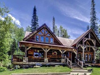 Cozy 4 Bedroom Telluride Ski Ranches Home