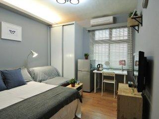 HELLO Inn-Room Life MRT Zhongxiao Dunhua 5 minutes