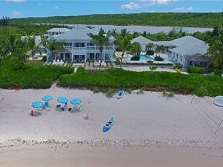 Magnificent 10-Bedroom Beachfront Compound w/ Private Pool French Leave Beach