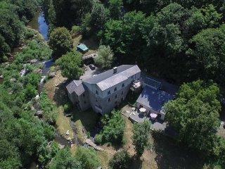 Gîte rural Chez les Enfants du Meunier - Moulin de Record - Occitanie