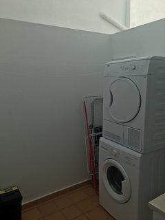 lavadora y secadora disponibles