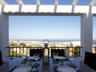 New! Lovely Modern Penthouse in Benalmadena Pueblo