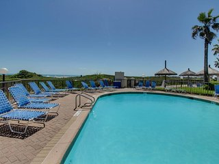 Dog-friendly, oceanfront condo w/ shared pool & hot tub - near shopping, dining
