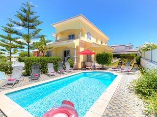 V6 Menir - casa com 6 quartos e piscina privativa, perto de ferragudo para 12 px