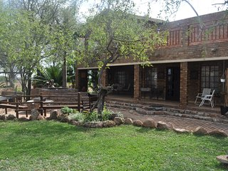 Enjoy this luxury 8 sleeper self catering accommodation unit in the beautiful bu