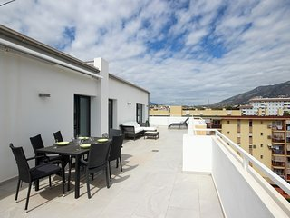 2024 - 3 bed penthouse, Los Boliches, Fuengirola