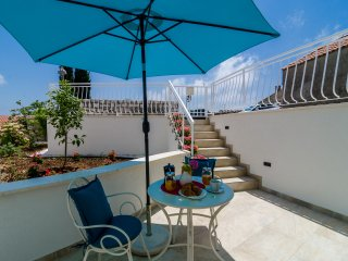 Apartment Summer Wave - Studio Apartment with Terrace