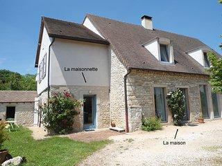 Gîtes 'Le Haut de Collonge' près de Cluny/Taizé/Cormatin/St Gengoux/Buxy/Givry
